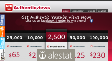 authenticviews.com