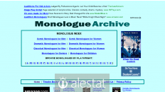monologuearchive.com
